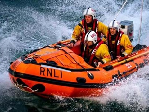 Middlesex Food Festival Supports The RNLI
