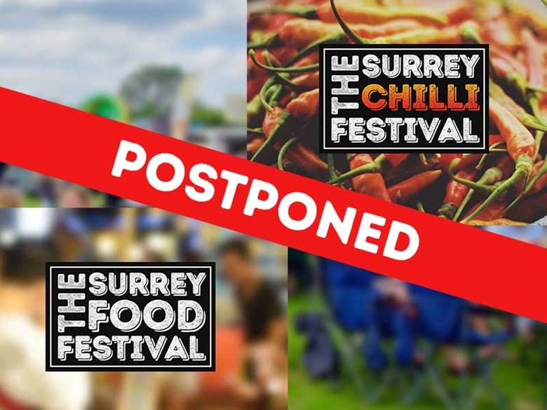 Unfortunately September Festivals Now Postponed
